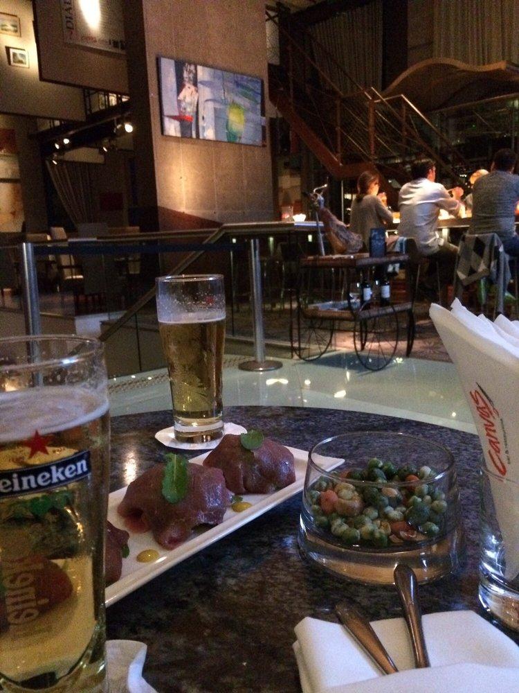 Canvas Bar & Restaurante
