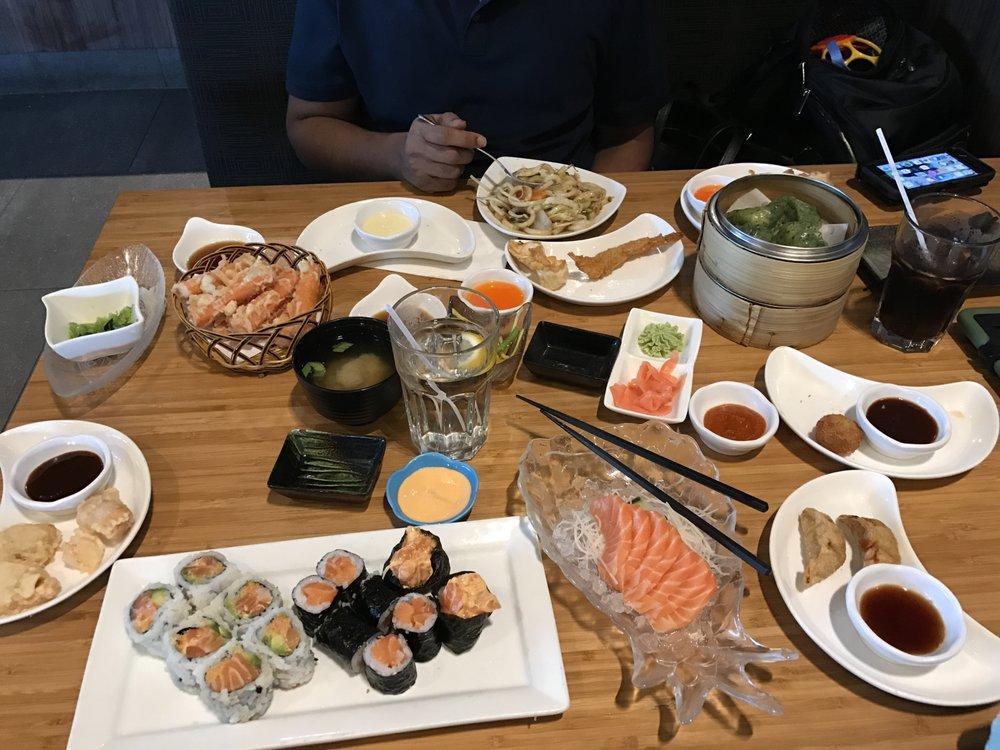 Makimono Japanese Restaurant Address
