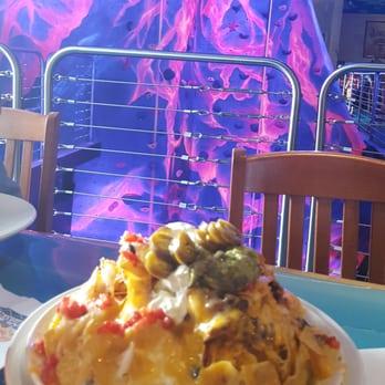 Photo Of Margaritaville Restaurant Biloxi Ms United States Volcano Nachos