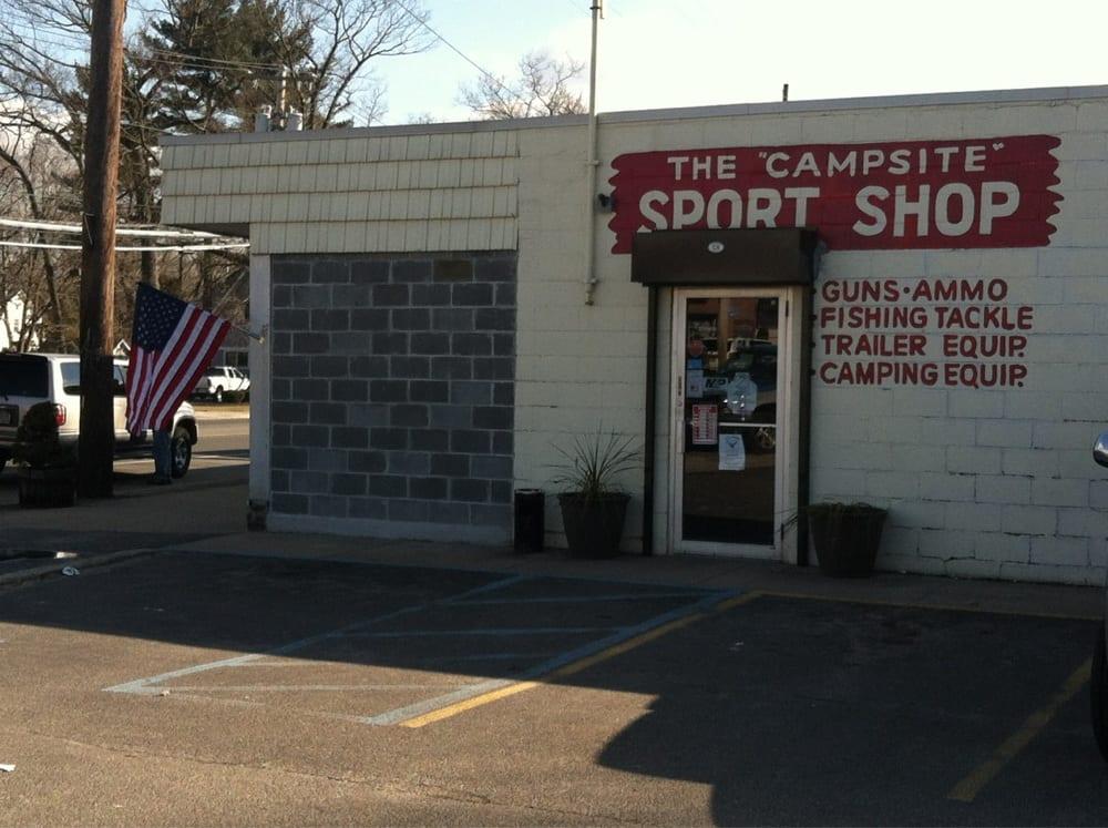 Camp site sport shop 21 photos 18 reviews outdoor for Shop homepage