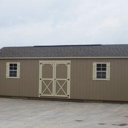 Photo Of Quality Storage Buildings   Itasca, TX, United States. 14x32 Elite  Garden