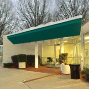 Lancasteru0027s BBQ Photo of Alpha Canvas u0026 Awning - Charlotte NC United States. Carolinas Healthcare & Alpha Canvas u0026 Awning - 304 Photos - Patio Coverings - 411 E 13th ...