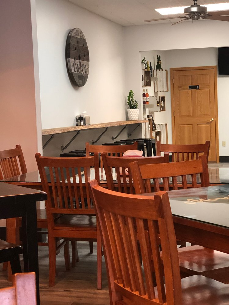 Mornin Glory Coffee: 719 Des Moines St, Webster City, IA