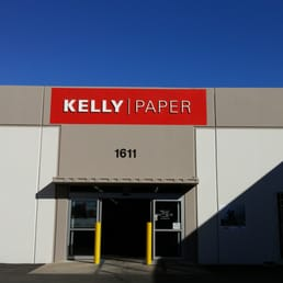 kelly paper company Kelly paper company, walnut, california 3 likes 165 were here real estate agent.