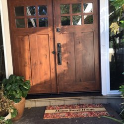 Photo of Doors \u0026 More - Sacramento CA United States. Double knotty alder & Doors \u0026 More - 17 Reviews - Door Sales/Installation - 210 N 12th St ...