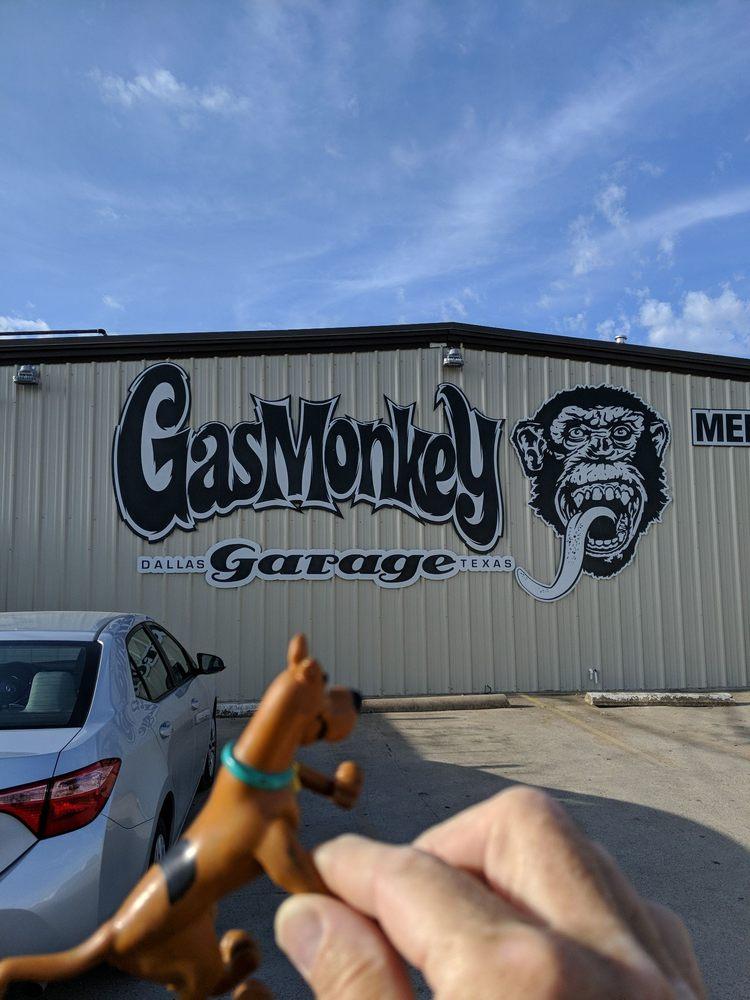 Gas Monkey Garage: 2330 Merrell Rd, Dallas, TX