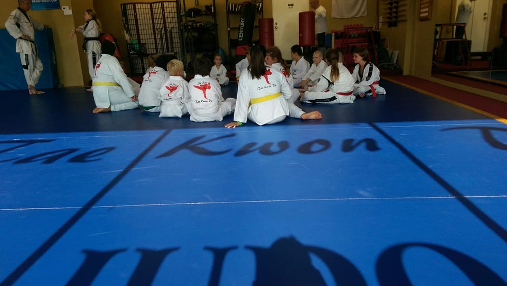 St. Pete Tae Kwon Do: 4299 66th St N, Kenneth City, FL