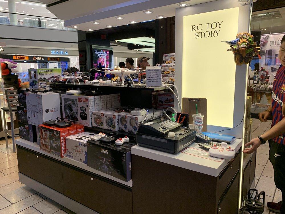 RC Toy Story: 1 Stoneridge Mall Rd, Pleasanton, CA