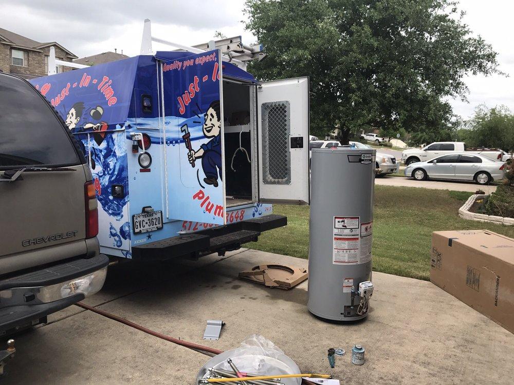 Photo of Just -In -Time Plumbing: Buda, TX