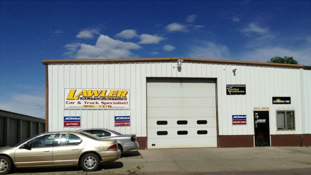 Lawler Automotive: 801 N Lawler St, Mitchell, SD