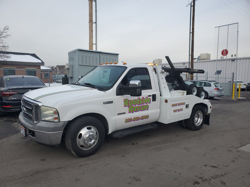 Roadside Rescue Towing: West Valley City, UT