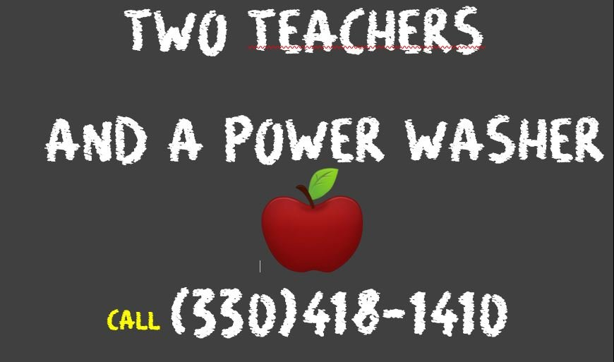 Two Teachers and a Power Washer: 250 29TH St SW, Massillon, OH