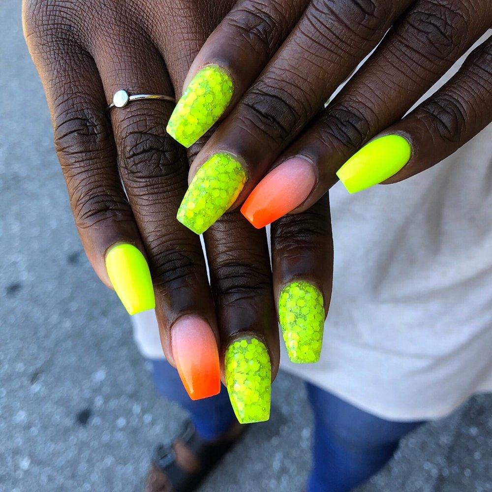 Sea Nails Salon: 701 N Congress Ave, Boynton Beach, FL