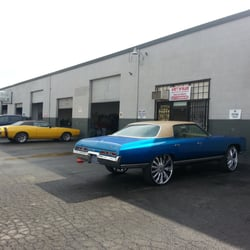 Wet Ways Auto Body Paint Shop Body Shops 5681 Franklin Blvd