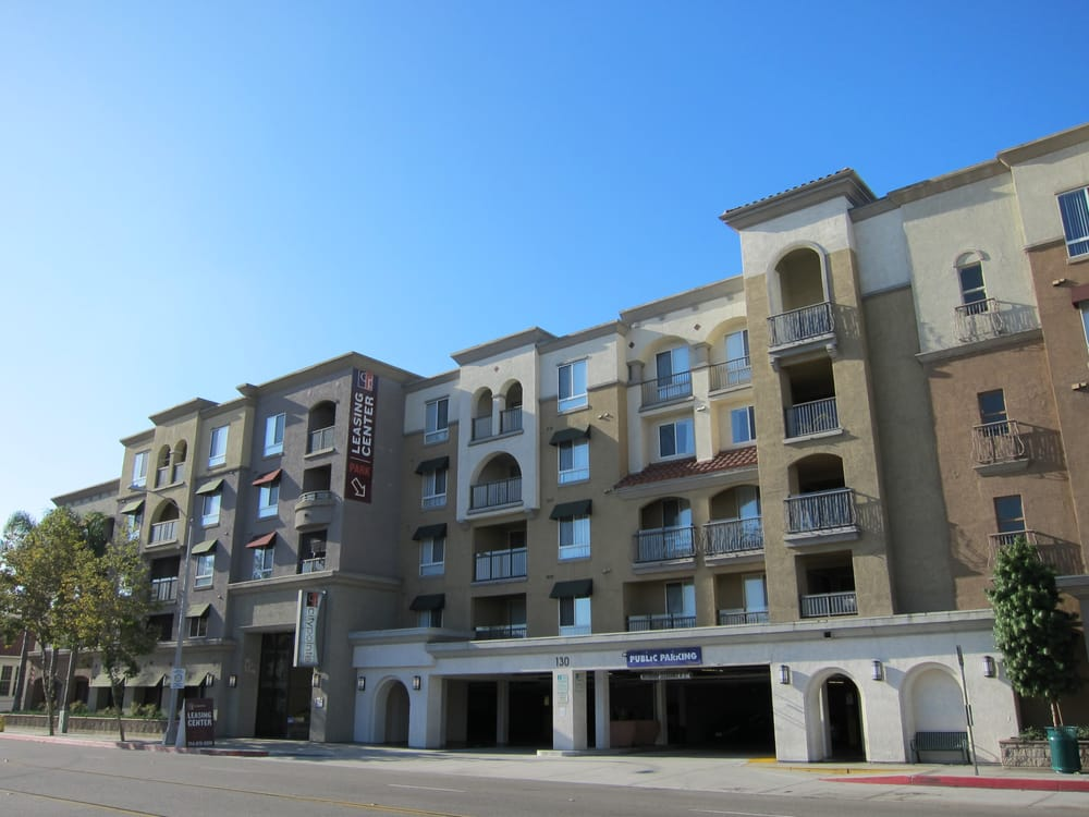 City Pointe Apartments Fullerton