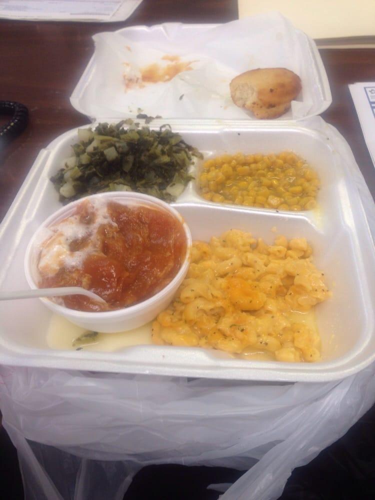 Big Daddy S Soul Food Atlanta Campbellton Rd