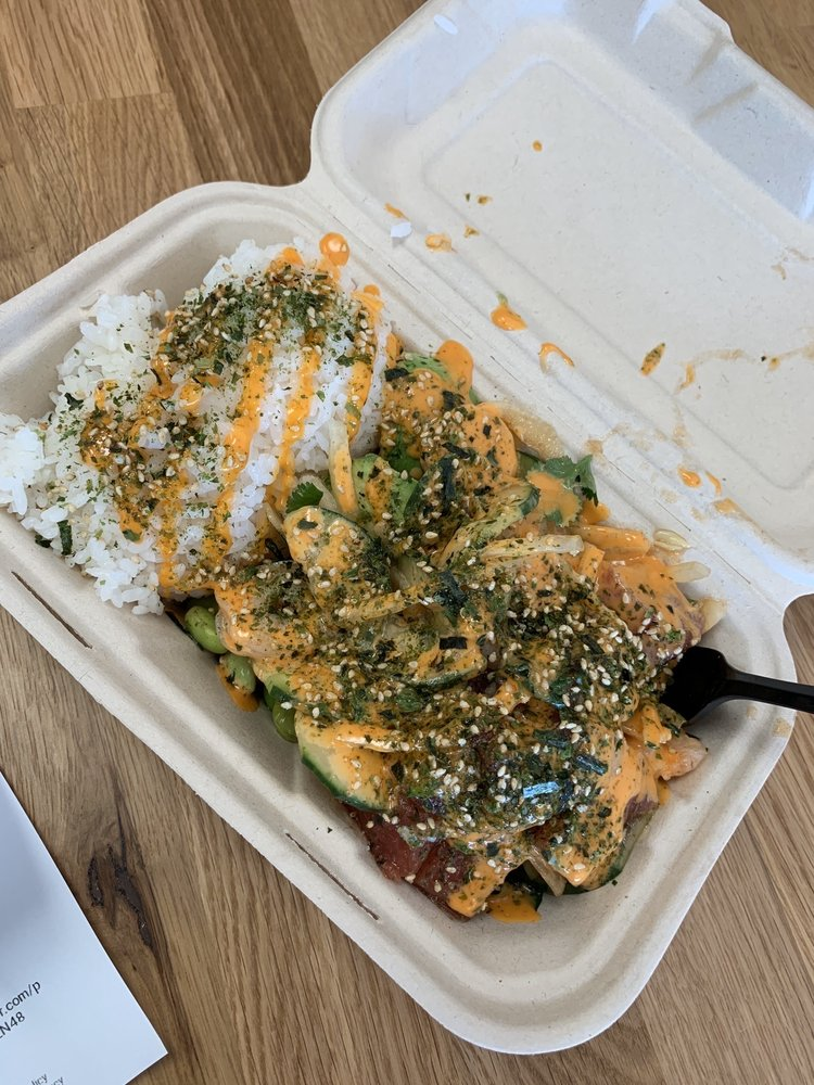 Joy Poke: 4037 SW 117th Ave, Beaverton, OR