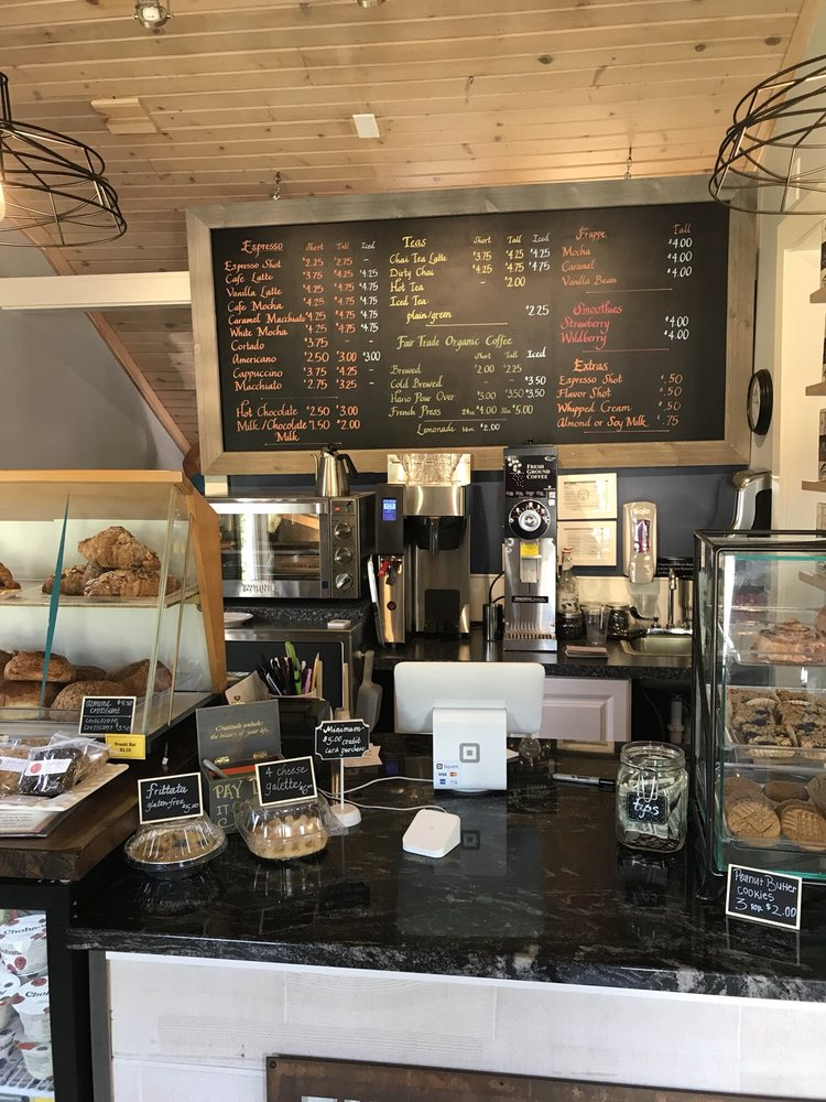 White Oak Coffee House: 5935 Cheviot Rd, Cincinnati, OH