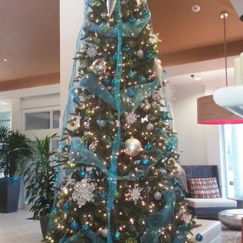Photo Of Hilton Garden Inn Houston Galleria   Houston, TX, United States.  Christmas