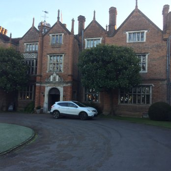 Photo Of Great Fosters Hotel Egham Surrey United Kingdom Front View