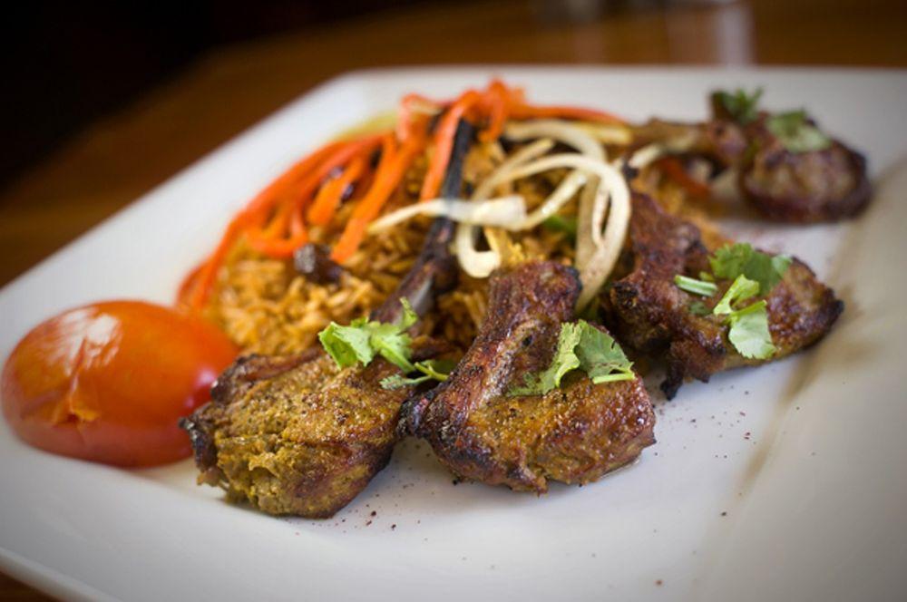 The Afghan Chef: Alamo, CA