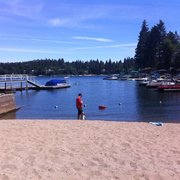 Burnt Mill Beach Club Beaches S Trl Lake Arrowhead Ca Yelp