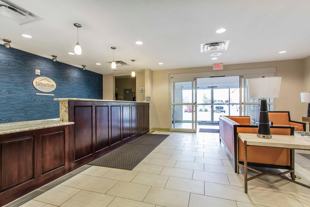 Suburban Extended Stay Hotel: 2279 Highway 70, Donaldsonville, LA