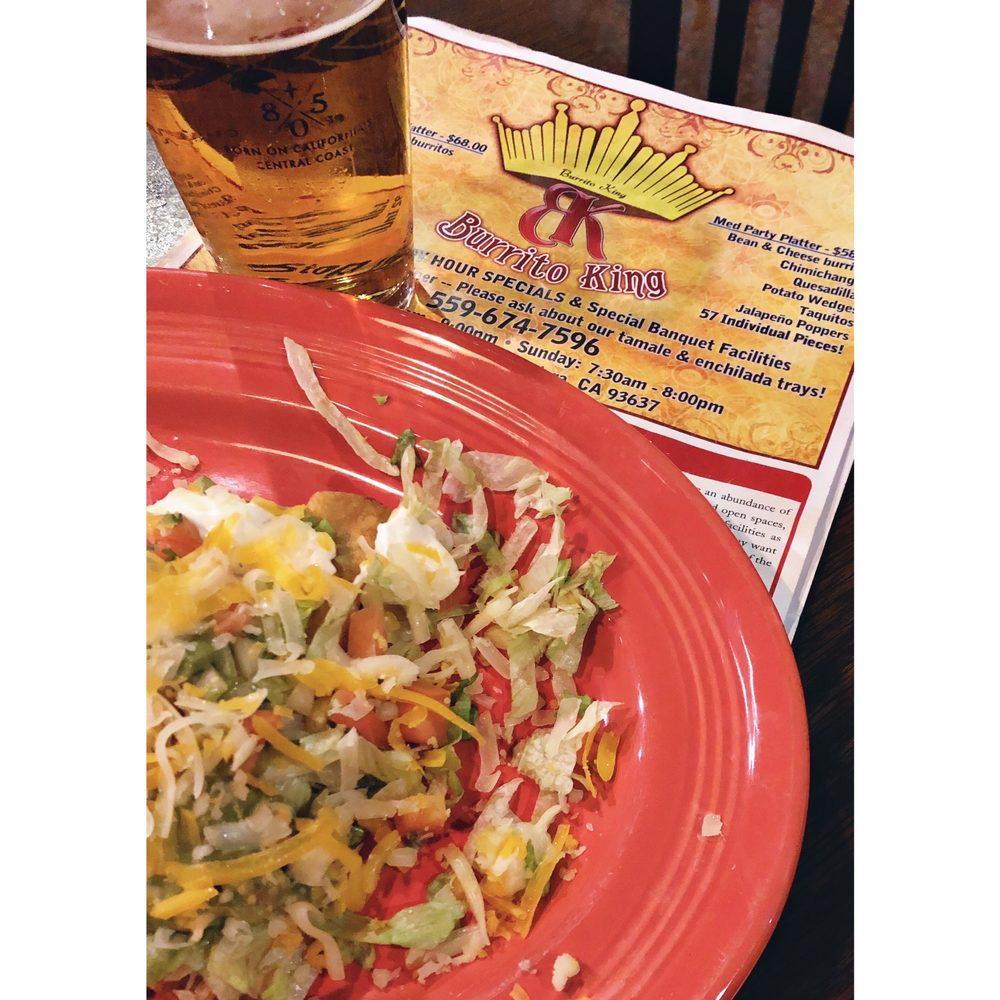 Burrito King: 319 N Gateway Dr, Madera, CA