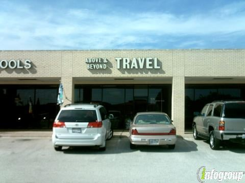Above and Beyond Travel