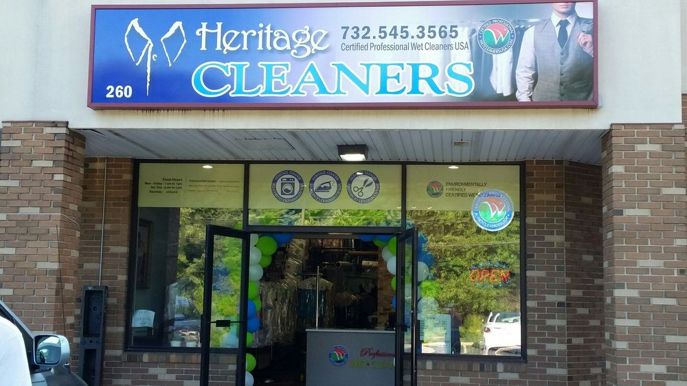Heritage Wet Cleaners: 260 Ryders Ln, Milltown, NJ