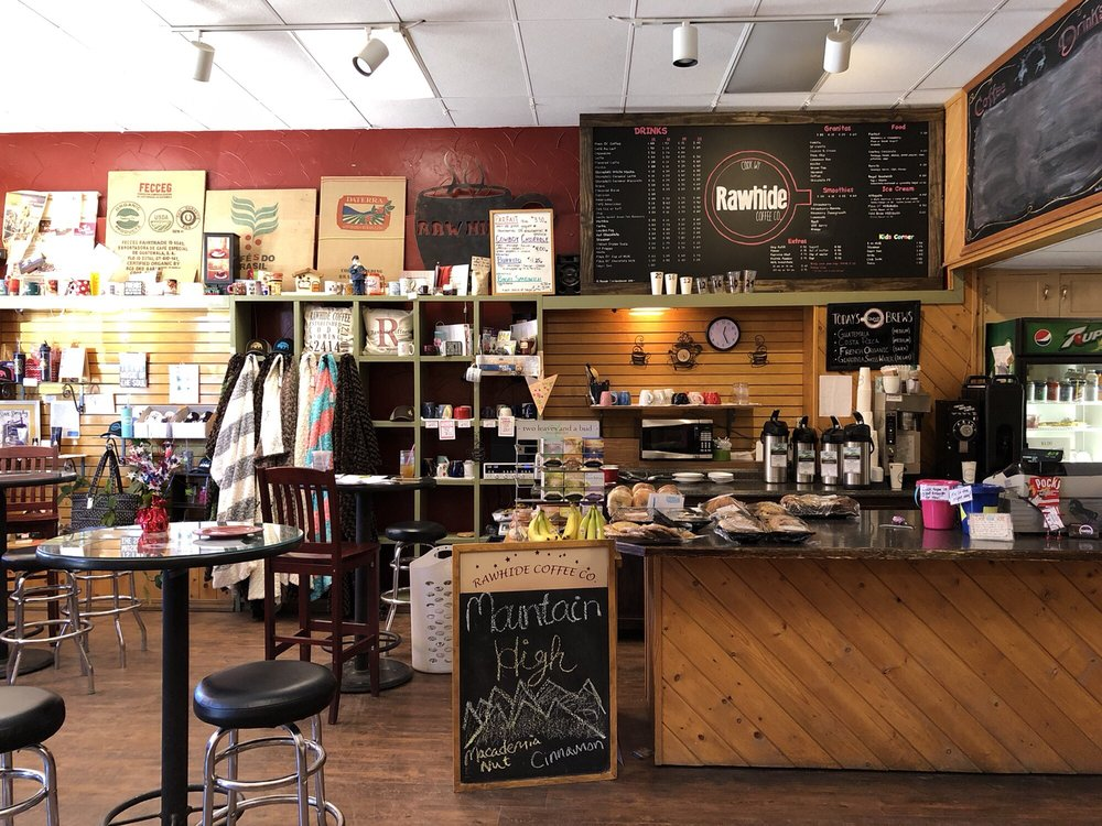 Rawhide Coffee: 1155 Sheridan Ave, Cody, WY