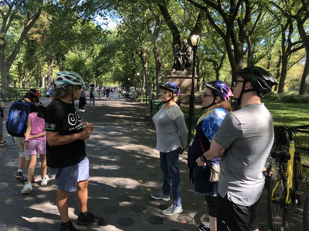 Central Park Sightseeing