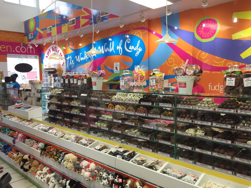 Candy Kitchen Shoppes Candy Stores 123 Garfield Pkwy
