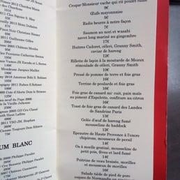 Photos for le comptoir du relais menu yelp - Le comptoir du relais restaurant reservations ...