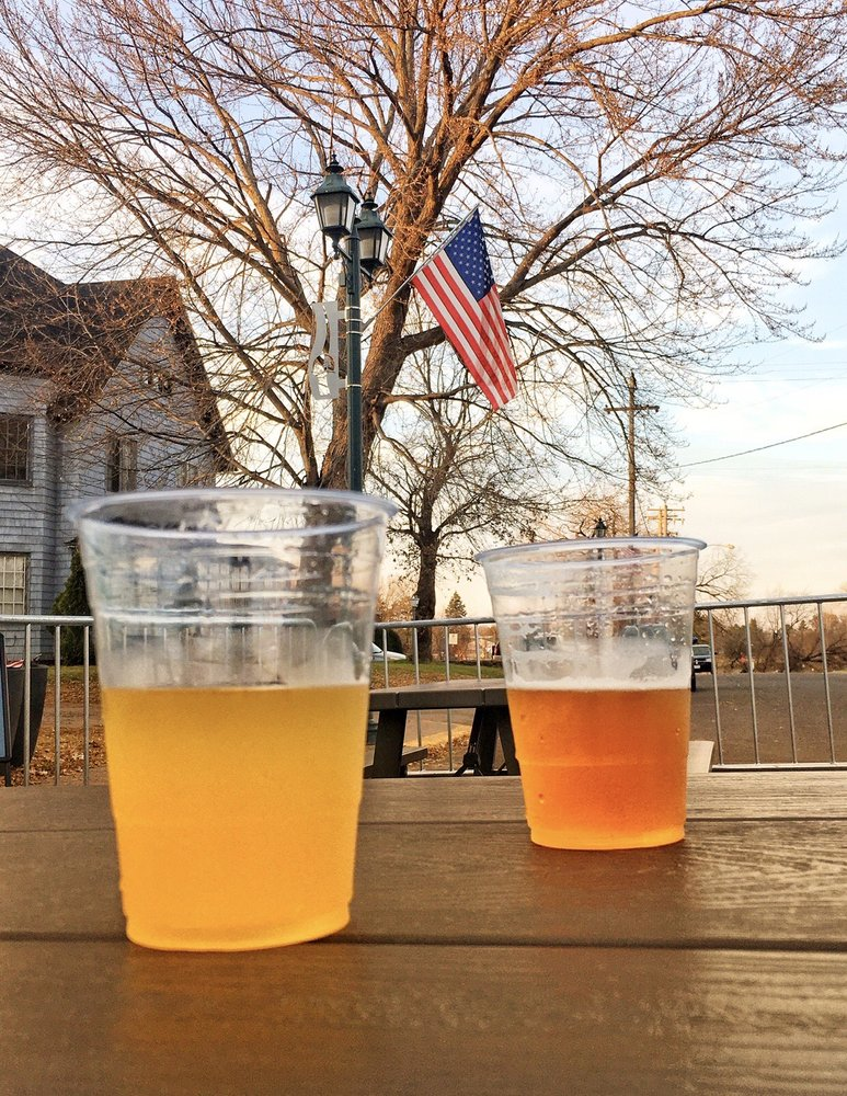 Three Twenty Brewing: 135 5th St SE, Pine City, MN