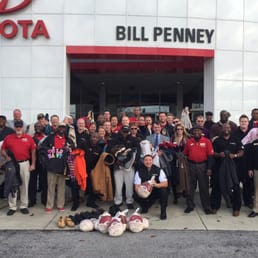 Photo Of Bill Penney Toyota   Huntsville, AL, United States. Giving Back
