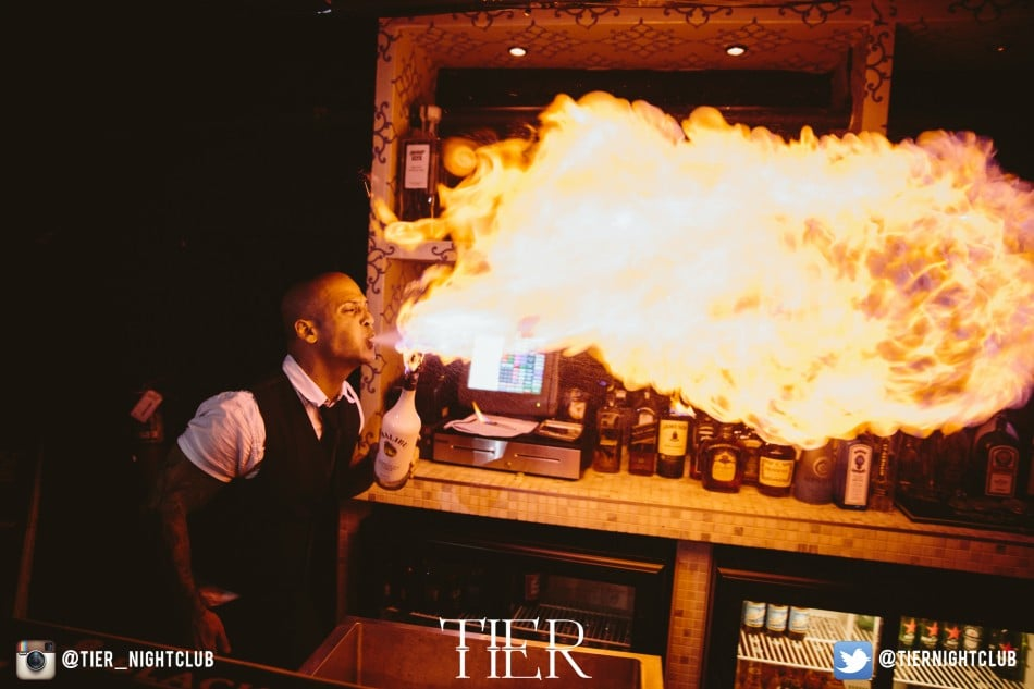 Tier Nightclub: 20 E Central Blvd, Orlando, FL