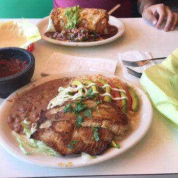 Tarasco Mexican Food El Segundo Ca