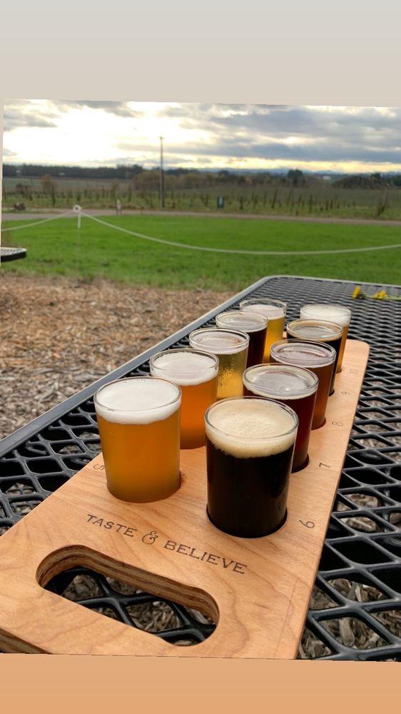 Benedictine Brewery: 400 Humpert Ln NE, Mt Angel, OR