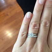 Photo Of Siegel S Jewelry Paso Robles Ca United States Trying On Rings