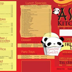 Asia Kitchen - 16 Reviews - Chinese - 11053 Atlantic Ave, Lynwood ...