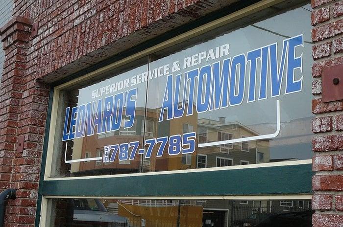 Leonard's Automotive: 1245 Pomona St, Crockett, CA