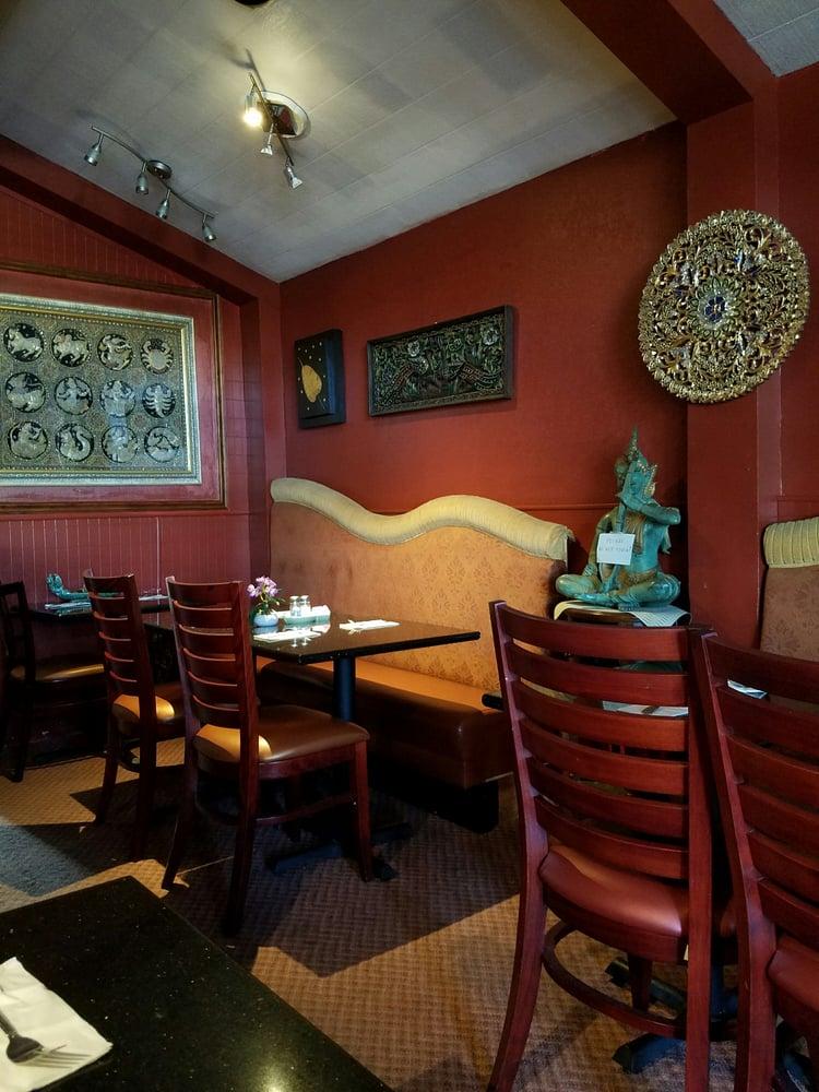 Meechai thai cuisine 92 billeder 187 anmeldelser for Antique thai cuisine pt loma