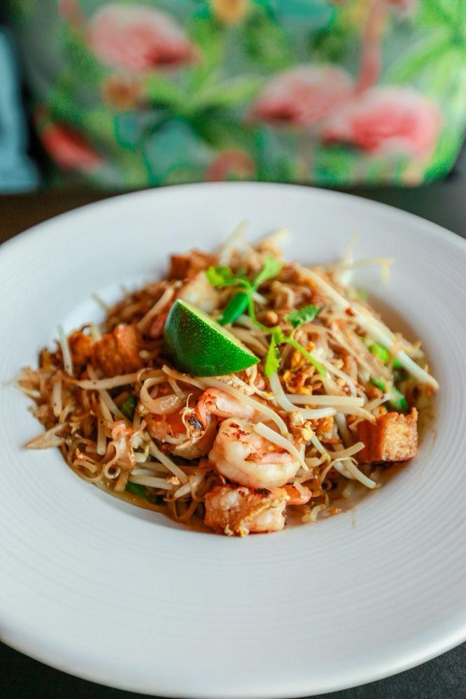 Food from Hidden Garden Thai Cuisine