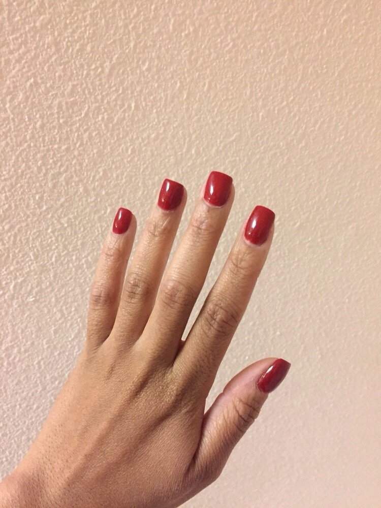 Photo Of Instyle Nail Spa Highland Ca United States Nexgen And