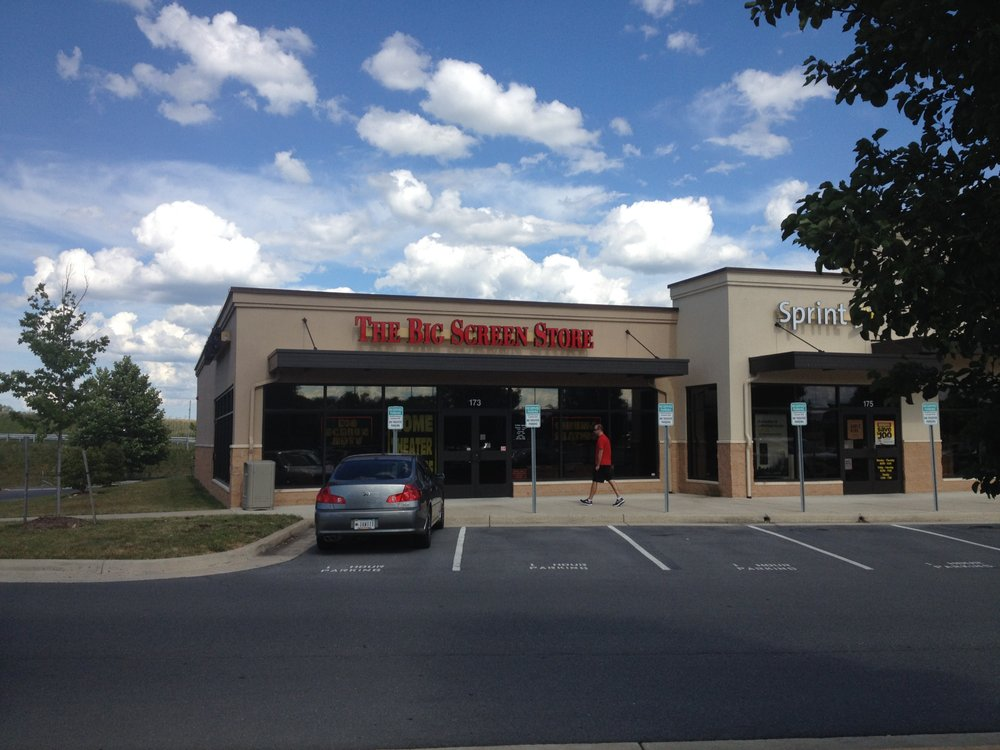 The Big Screen Store: 173 Kernstown Commons Blvd, Winchester, VA