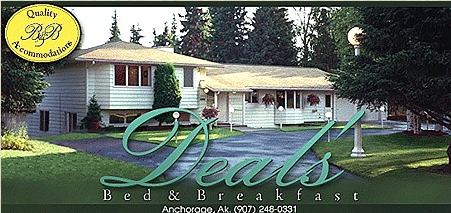 Deals Bed & Breakfast accommodation