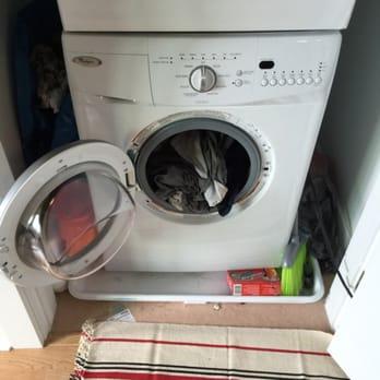 how to fix a broken washing machine