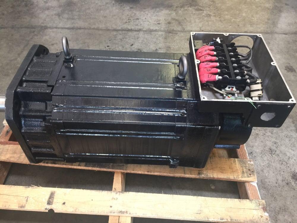 He repairs ac dc servo motors yelp for Servo motor repair near me