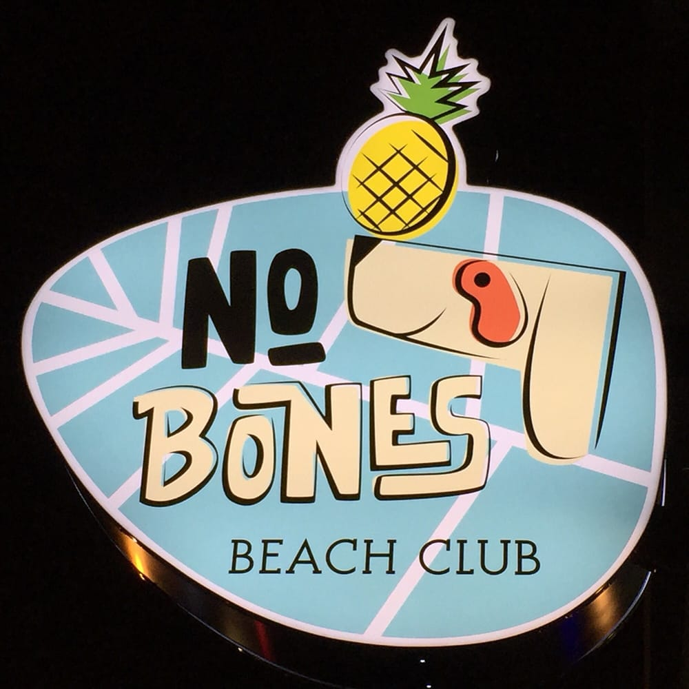No Bones Beach Club Yelp